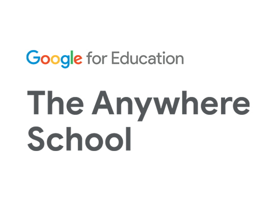 Logo The Google Anywhere School