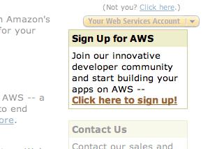 شرح إنشاء حساب جديد على موقع Amazon S3 (3)
