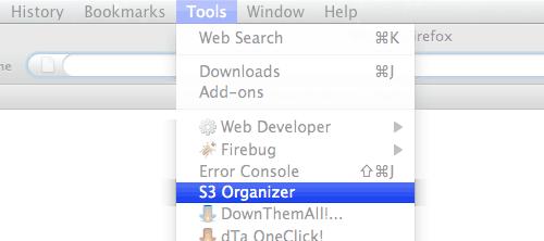launch-s3-organizer
