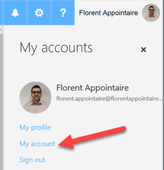 Office 365] Connexion à Outlook/S4B avec un compte MFA