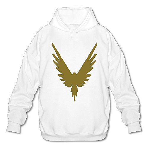 Parrot Maverick Logo Men's Hipster Hooded Sweatshirt