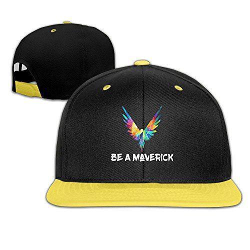 Kddcasdrin Be A Maverick Children Youth Adjustable Baseball Cap Hip-Hop Cap