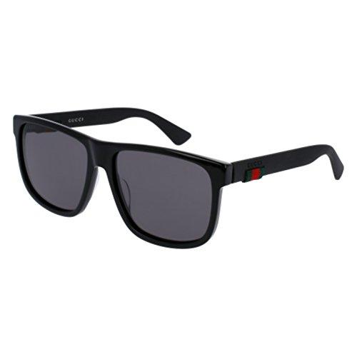 Gucci GG BLACK/GREY Sunglasses