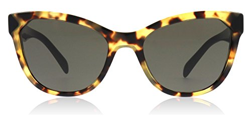 Prada Tortoise / Black Cats Eyes Sunglasses Lens Category