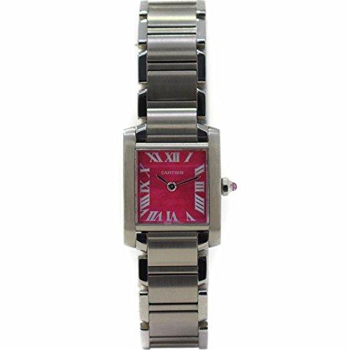 Cartier Tank Francaise Swiss-Quartz Female Watch (Certified Pre-Owned)