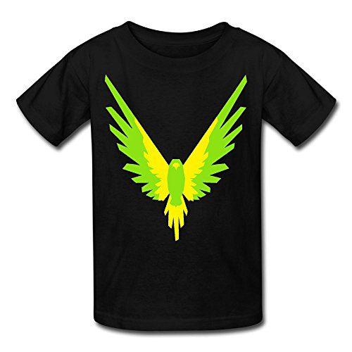 Eric A. Collins Youth Kids T-Shirt Short Sleeve Logan Paul Same Popular Logo Black L