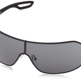 Prada Sport Visor Sunglasses, Black, 80mm