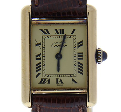 Cartier Must 21 Quartz Female Watch (Certified Pre-Owned)