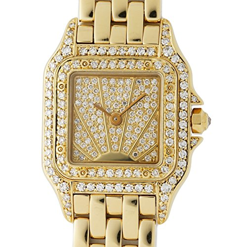 Cartier Panthere de Cartier quartz womens Watch (Certified Pre-owned)