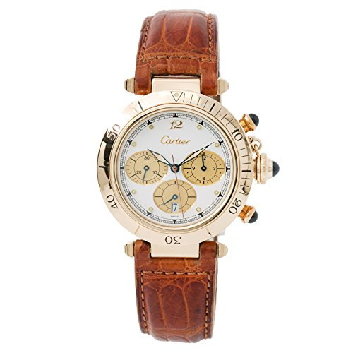 Cartier Pasha Quartz Male Watch(Certified Pre-Owned)