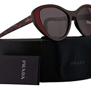 Prada Sunglasses Brown w/Violet 55mm Lens