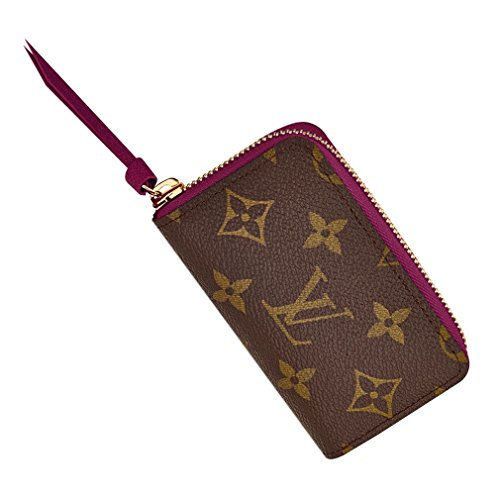 Louis Vuitton Monogram Wallets Canvas Zippy Multicartes Made in France