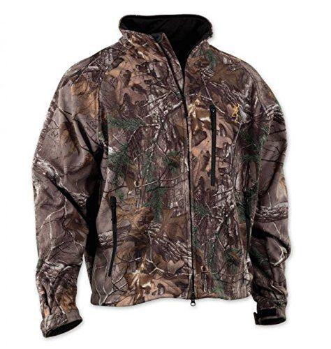 Browning Wasatch Soft Shell Jacket, Mossy Oak Break-Up Infinity, XX-Large