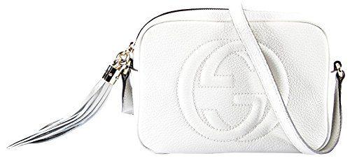 Gucci Women's Disco Bag, White