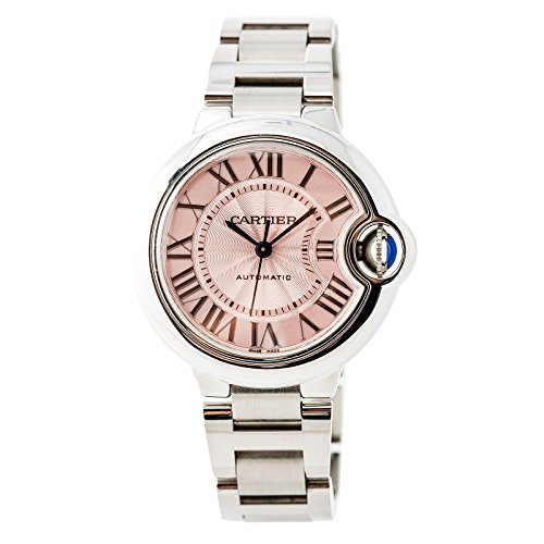 Cartier Ballon Bleu Automatic-self-Wind Female Watch (Certified Pre-Owned)