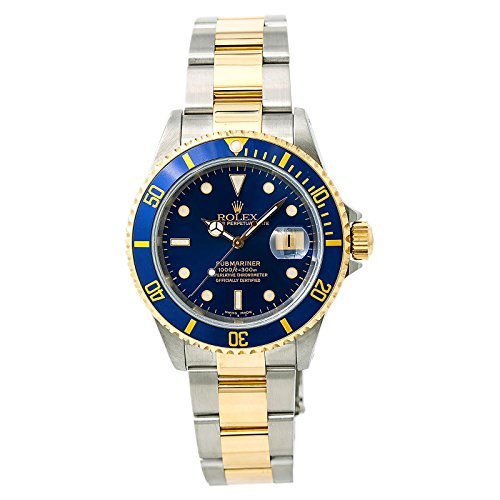 Rolex Submariner automatic-self-wind male Watch (Certified Pre-owned)