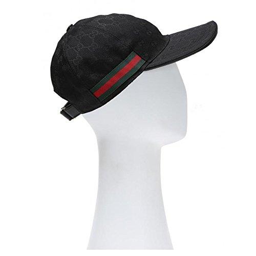 143134ed589 Gucci Signature GG Guccissima Nylon Baseball Cap