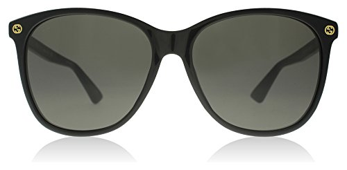 22f7d3dfc Gucci Black Butterfly Sunglasses Lens Category 3 Size 49mm Clout ...