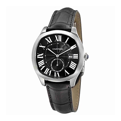 Cartier Drive Automatic Grey Dial Mens Watch