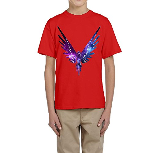 Youth Maverick, Custom T-shirts, Logan Paul, Parrot Logo Youth Shirts