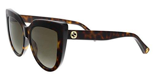 Sunglasses Gucci GG HAVANA / BROWN