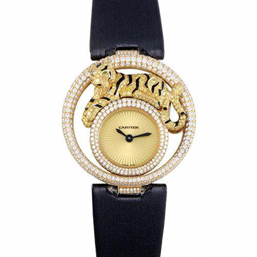 Cartier Le Cirque quartz womens Watch (Certified Pre-owned)