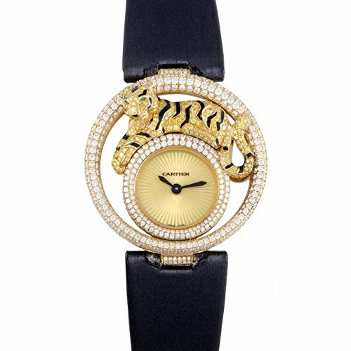 Cartier Le Cirque quartz womens Watch (Certified Pre-owned)