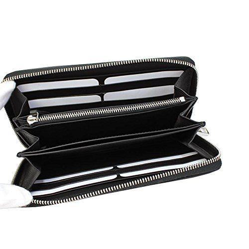 ff295c8d6ec944 Home / Shop / Women / Accessories / Handbags & Wallets / Gucci Leather  Black Studded Zip Around Wallet