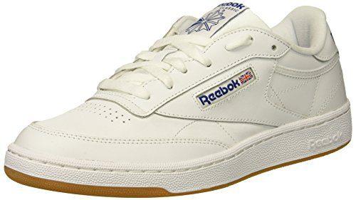8dae2f00067 Reebok Men s Club C 85 Fashion Sneaker