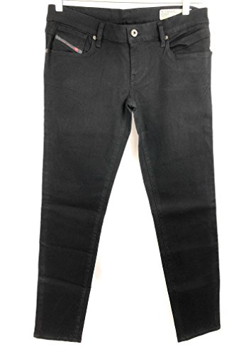 Diesel Getlegg Stretch Woman Jeans W29 L30 Black