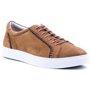 Robert Graham Calle Suede Sneaker, 8