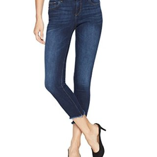 DL1961 Women's The Florence Instasculpt Skinny Cropped Jean, Ralston, 26