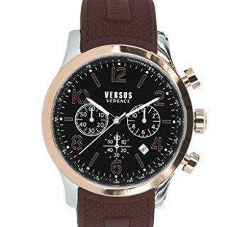 Versus by Versace Men's 'Naboo' Quartz Gold Fashion Watch