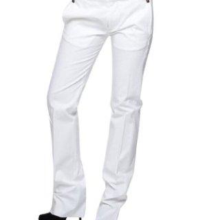 Roberto Cavalli - Women's Classy Trousers White, 56, White