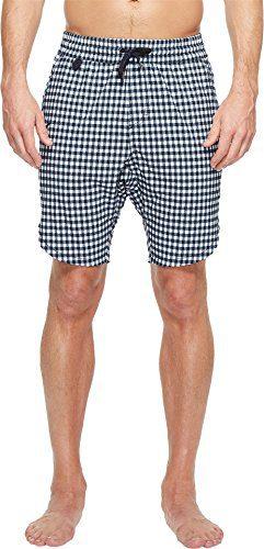 Publish Men's Reuben Swim Shorts Navy Small 9