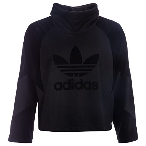 adidas Originals Women's ' Sweatshirt 9 Black