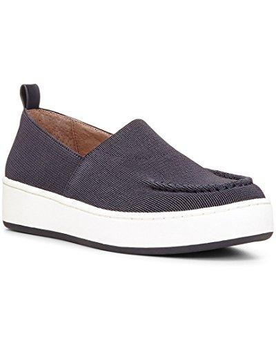 Donald J Pliner Women's Cory Sneaker, Navy, 8.5 Medium US