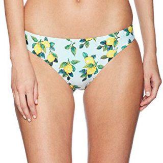 Nanette Lepore Women's Hipster Bikini Swimsuit Bottom, Multi-1, Medium