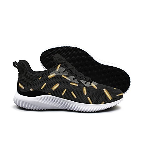Different Bullet Design Men Shoes Running Shoe Casual Sneakers