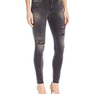 AG Adriano Goldschmied Women's Farrah Skinny Jean, 8 Years Eroded, 30