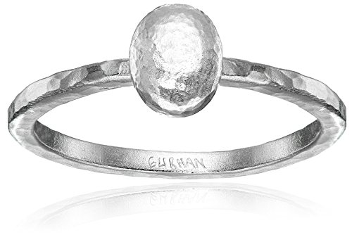 Gurhan Jordan Sterling Silver Small Stackable Ring, Size 6.5