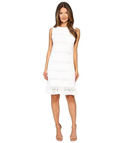 Kate Spade New York Fringe Knit Sheath Dress, Medium