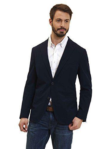 Robert Graham Daniel Woven Sportcoat Tailored Fit Navy 44