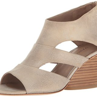 Donald J Pliner Women's Pump, Light Taupe, 6.5 Medium US