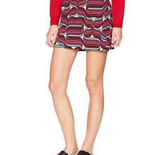 Trina Turk Women's Rico Skirt, Multi, 8