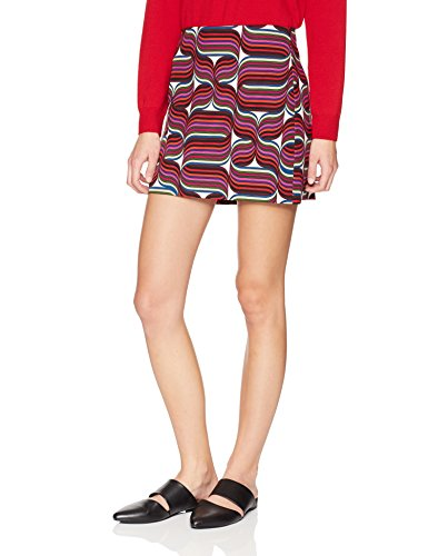 Trina Turk Women's Rico Skirt, Multi, 8