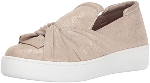 Donald J Pliner Women's Celest Sneaker, Light Taupe, 7.5 Medium US