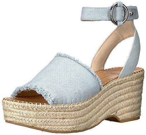 17e407aa0fa Dolce Vita Women's Lesly Espadrille Wedge Sandal, Light Blue Denim, 10 M US  Clout Wear Fashion for Womens, Fashion for Mens, Fashion for Kids