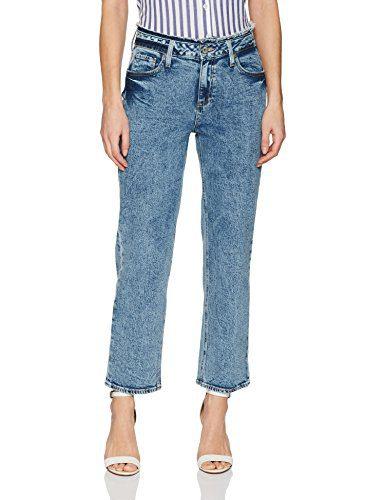 PAIGE Women's Noella Straight Leg Jean, Vedder, 29