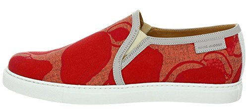 Marc Jacobs Leather Trimmed Slip-On Skate Sneaker/Loafer (12 US; 45 EU; 11 UK)